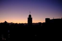 tower-dawn